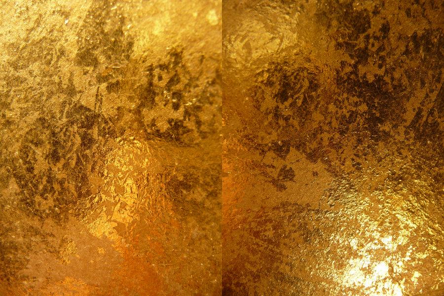 Gold Metal Texture Hd 29